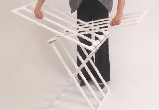 Unique Clothing Dryer ~ About i stephen procter designer